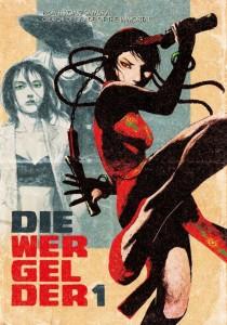 Die Wergelder Volume 1 Cover