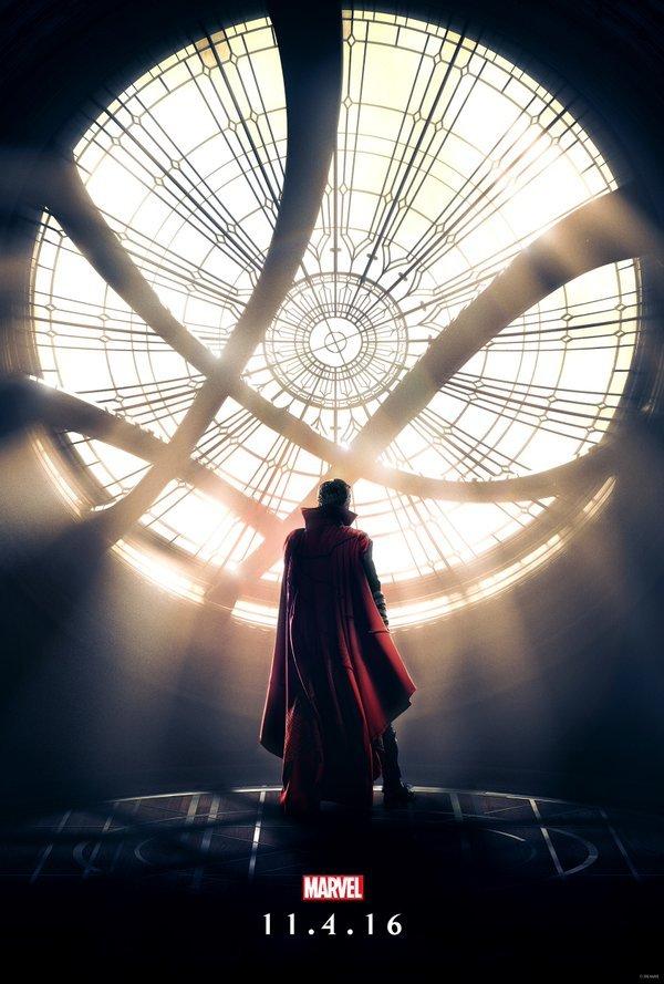 Doctor Strange Poster 4-12