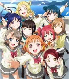 Love Live Sunshine Visual 4-27