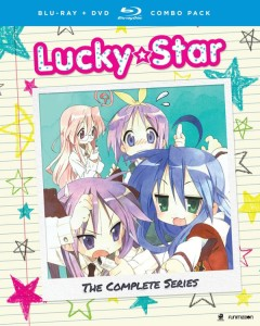 Lucky Star Blu-ray Cover
