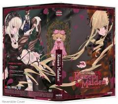 Rozen Maiden Complete DVD Reversible Cover
