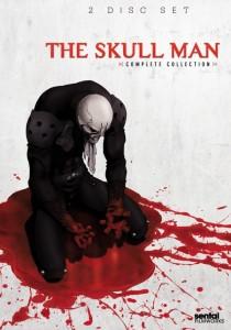 Skull Man Cover