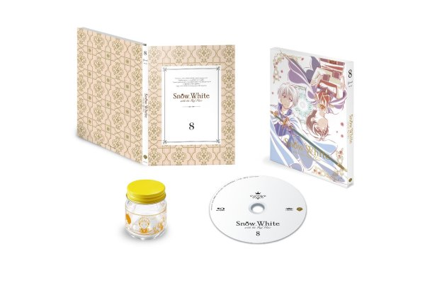 Snow White with the Red Hair Japanese Volume 8 Packaging