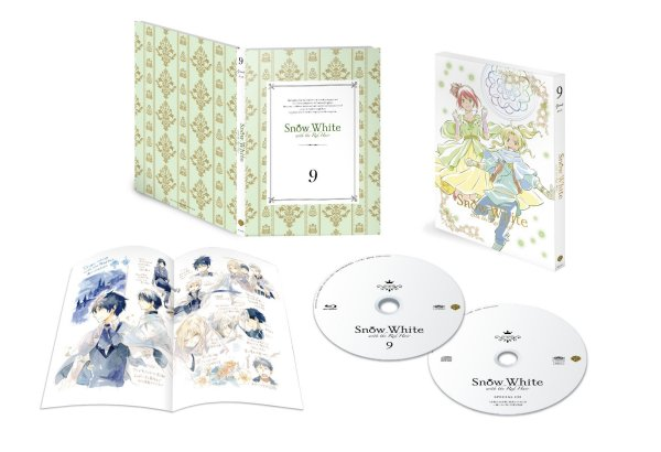 Snow White with the Red Hair Japanese Volume 9 Packaging