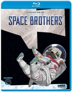 Space Brothers Collection 8 Cover