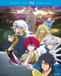 Yona of the Dawn Part 2 Cover