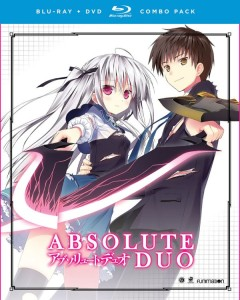 Absolute Duo Complete Collection