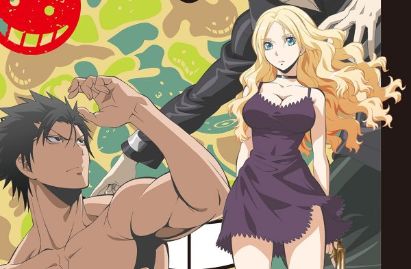 Second 'Assassination Classroom' Anime Season Third DVD/BD Release