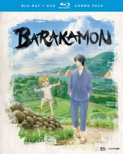 Barakamon Complete Collection