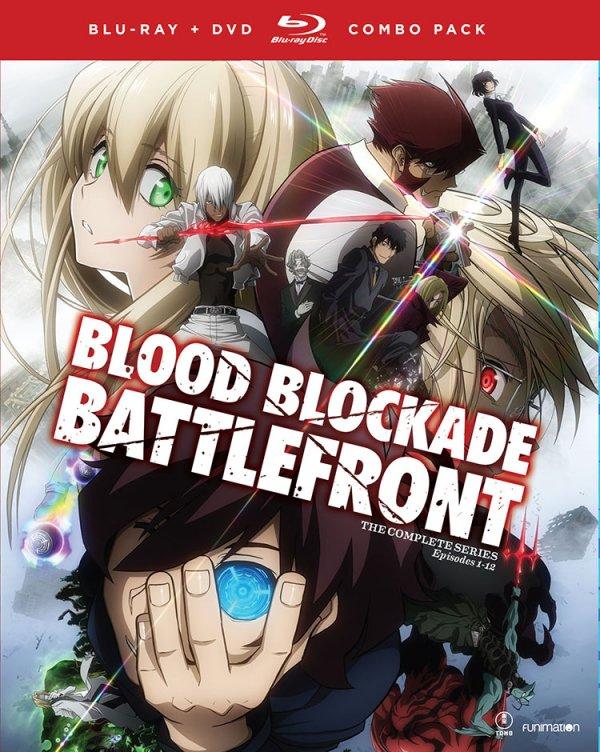 Blood Blockade Battlefront Limited Edition