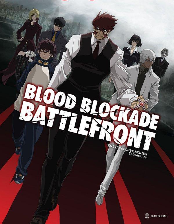 Blood Blockade Battlefront Premium Edition