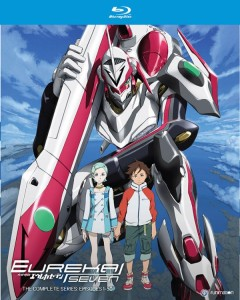 Eureka Seven Complete Series Cover