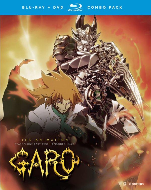 Garo Season 1 Part 2 Cover