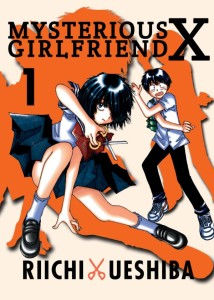 Mysterious Girlfriend X Volume 1 Cover