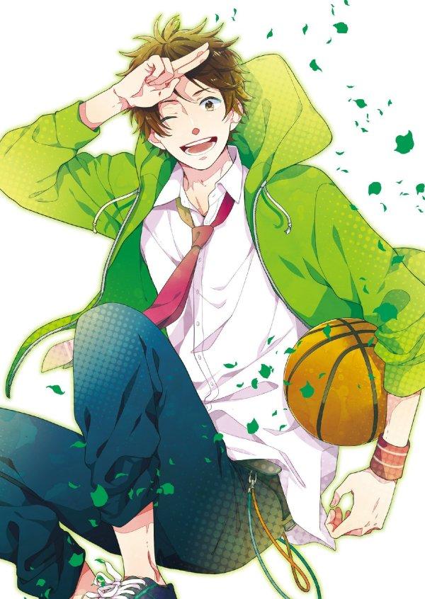 Rainbow Days Japanese Volume 3 Cover