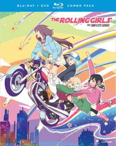 Rolling Girls Complete Series