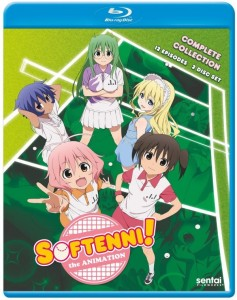Softenni Blu-ray Front Cover