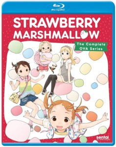 Strawberry Marshmallow Blu-ray Front Cover
