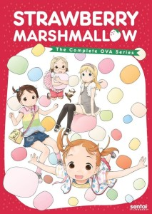Strawberry Marshmallow DVD Front Cover
