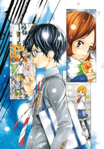 Your Lie in April Part 2 LE Cover