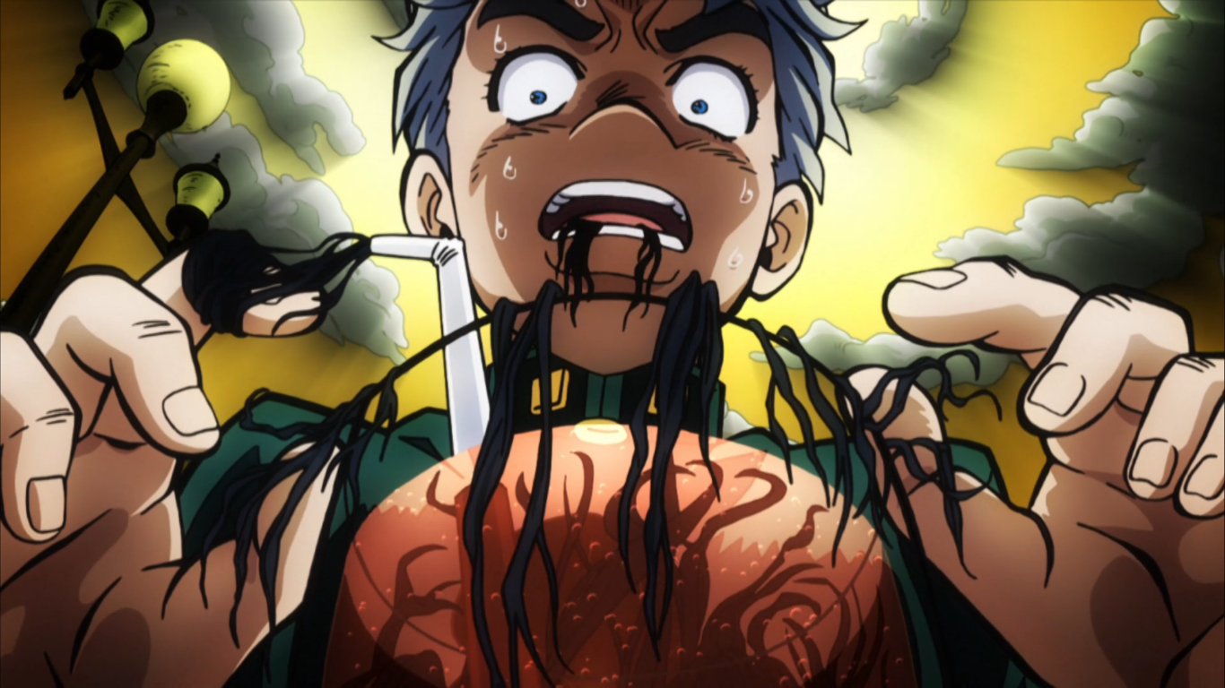 JoJos Bizarre Adventure Diamond Is Unbreakable Episode 08 Anime