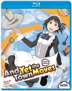 And Yet the Town Moves Blu-ray Cover