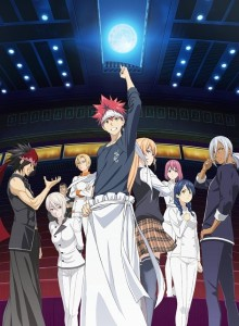 Food Wars Season 2 Visual 6-6