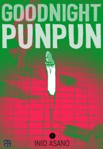 Goodnight Punpun Volume 2 Cover