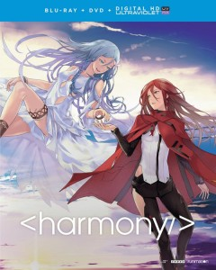 Harmony DVD-BD Cover