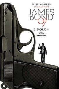James Bond Issue 7 Cover