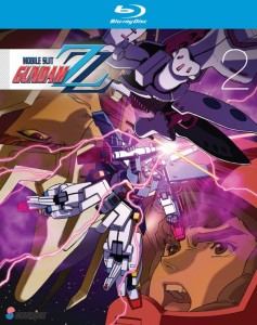 Mobile Suit Gundam ZZ Collection 2 Cover