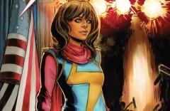Ms. Marvel Issue 8 Header