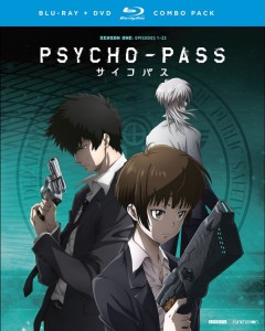 Psycho-Pass SEason 1 Collection