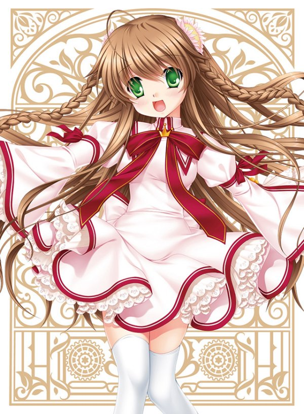 Rewrite Japanese Volume 1 Cover