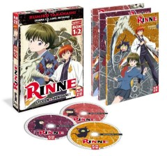 Rin-ne Season 1 Collection 1 French DVD Packaging