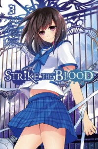 Strike the Blood Volume 3 Cover