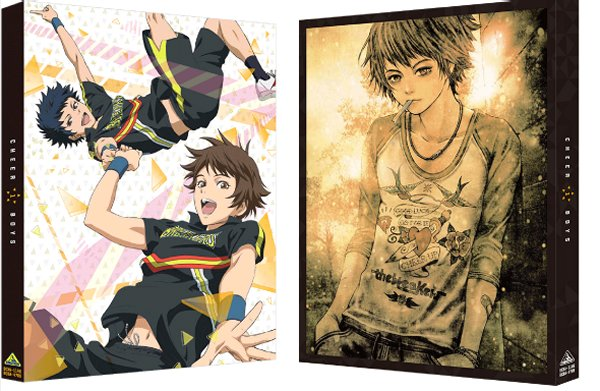 Cheer Danshi Japanese Volume 1 Cover