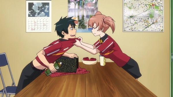 Devil is a Part Timer screencap05