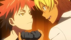 Food Wars The Second Plate Episode 5