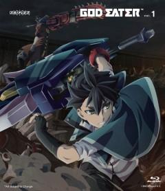God Eater Volume 1 Cover