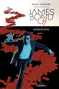 James Bond Issue 8 Cover