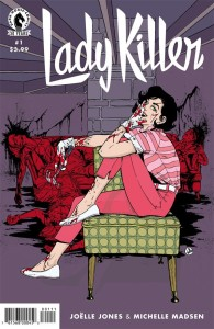 Lady Killer 2 Issue 1 Cover