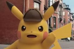 Pikachu Pokemon Detective