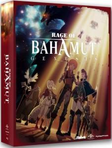 Rage of Bahamut UK Cover