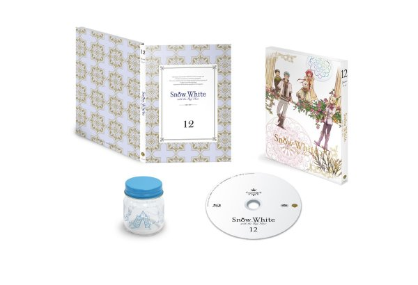 Snow White with the Red Hair Japanese Volume 12 Packaging