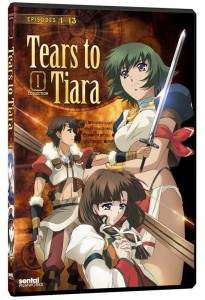 Tears to Tiara Collection 1 Cover