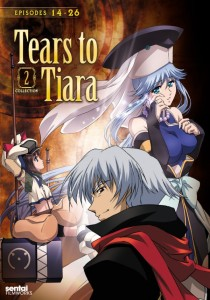 Tears to Tiara Collection 2 Cover