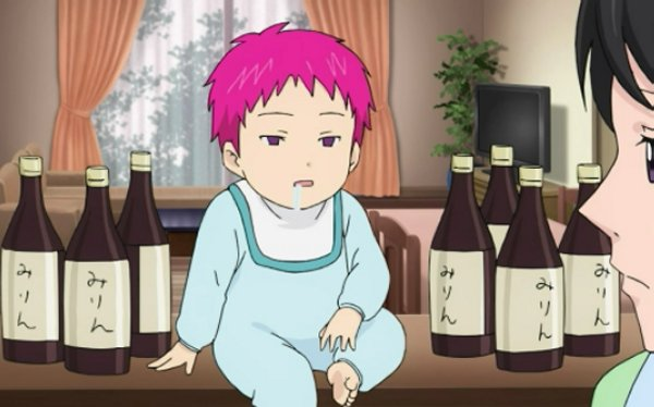 The Disastrous Life of Saiki K Episode #01 Anime Review