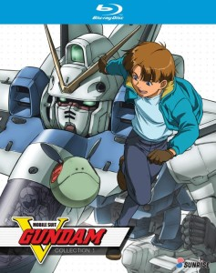 V Gundam Collection 1 Cover