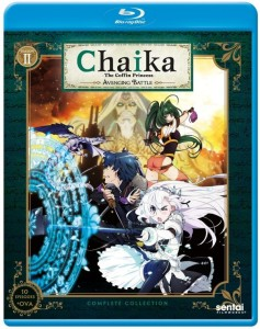 Chaika Season 2 Blu-ray Front Cover